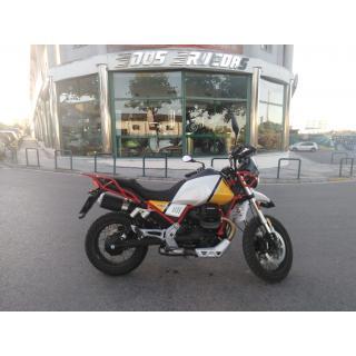 MOTOGUZZI V85 TT GRAFICA ESPECIAL